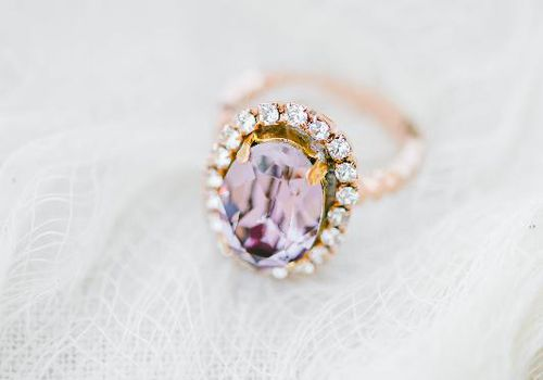 Colored Stone Engagement Rings Are Crazy Popular Among Millennials