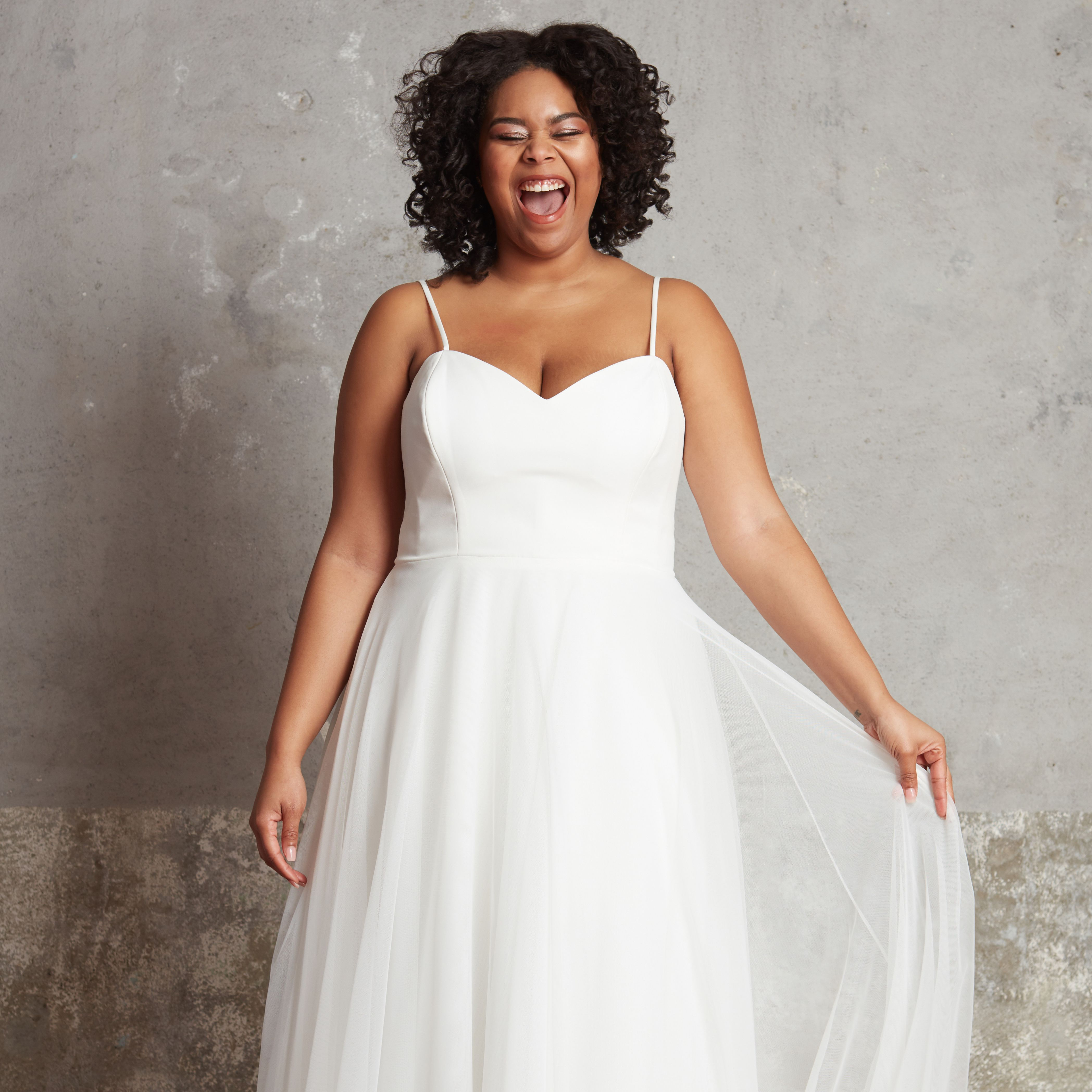 Two Fashion Brands Are Redefining the Plus-Size Bridal Shopping Experience