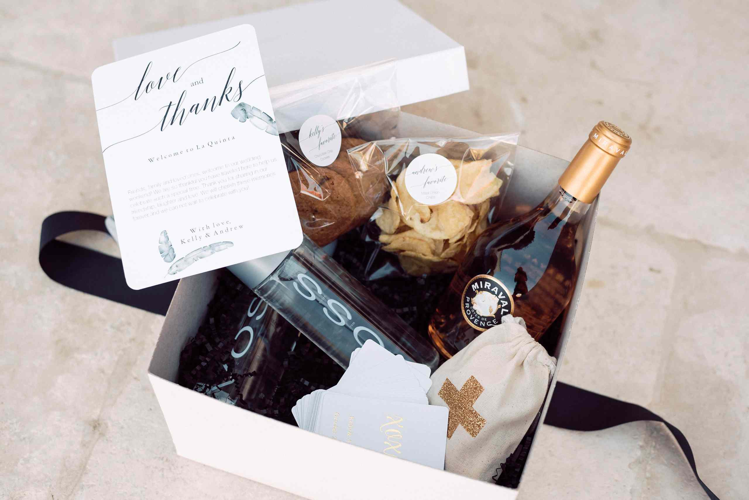 <p>welcome box</p><br><br>