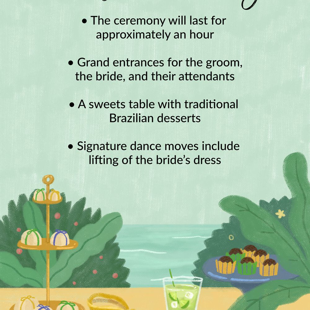 What to Expect at a Brazilian Wedding