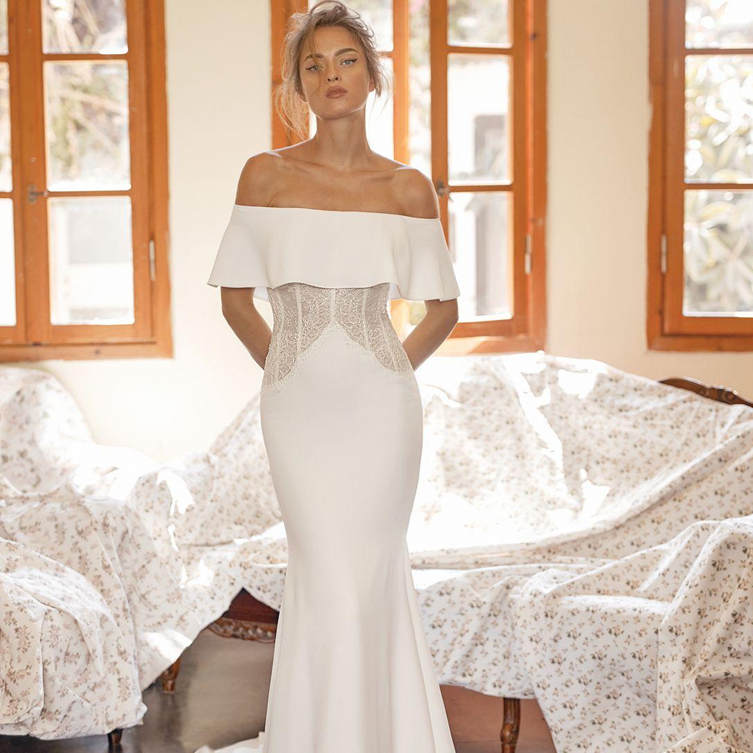 Luka wedding dress