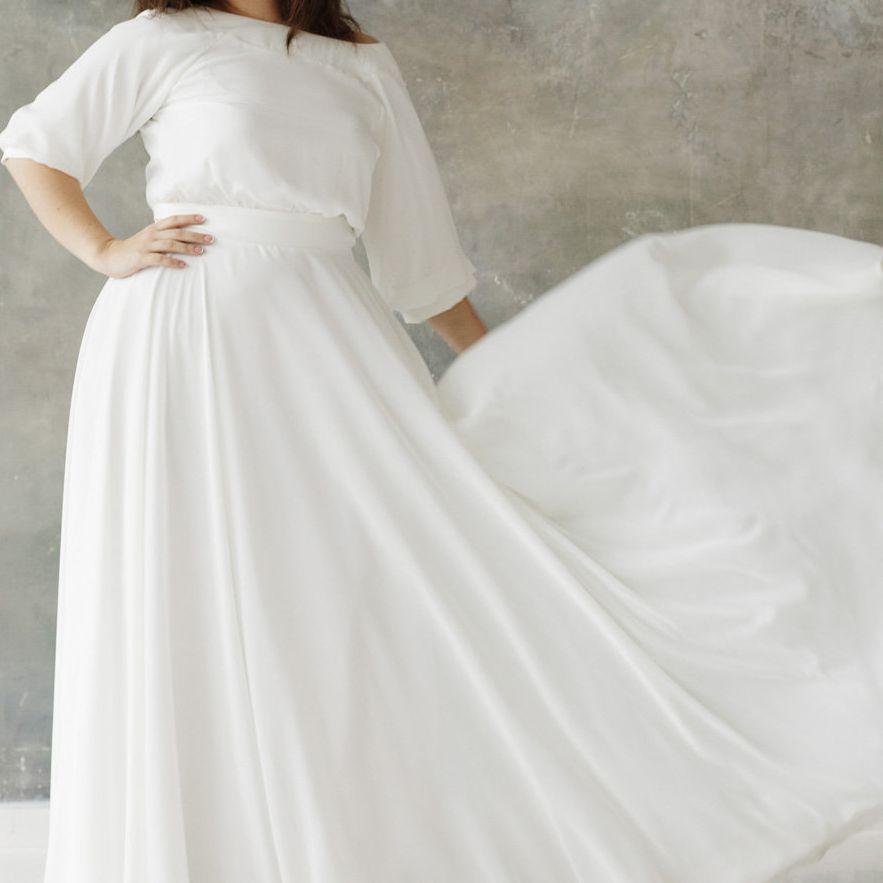 The 27 Best Plus Size Wedding Dresses Of 2020,Plus Size Long Sleeve Wedding Guest Dresses