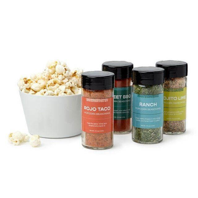 Uncommon Goods Movie Night Popcorn Seasoning Set