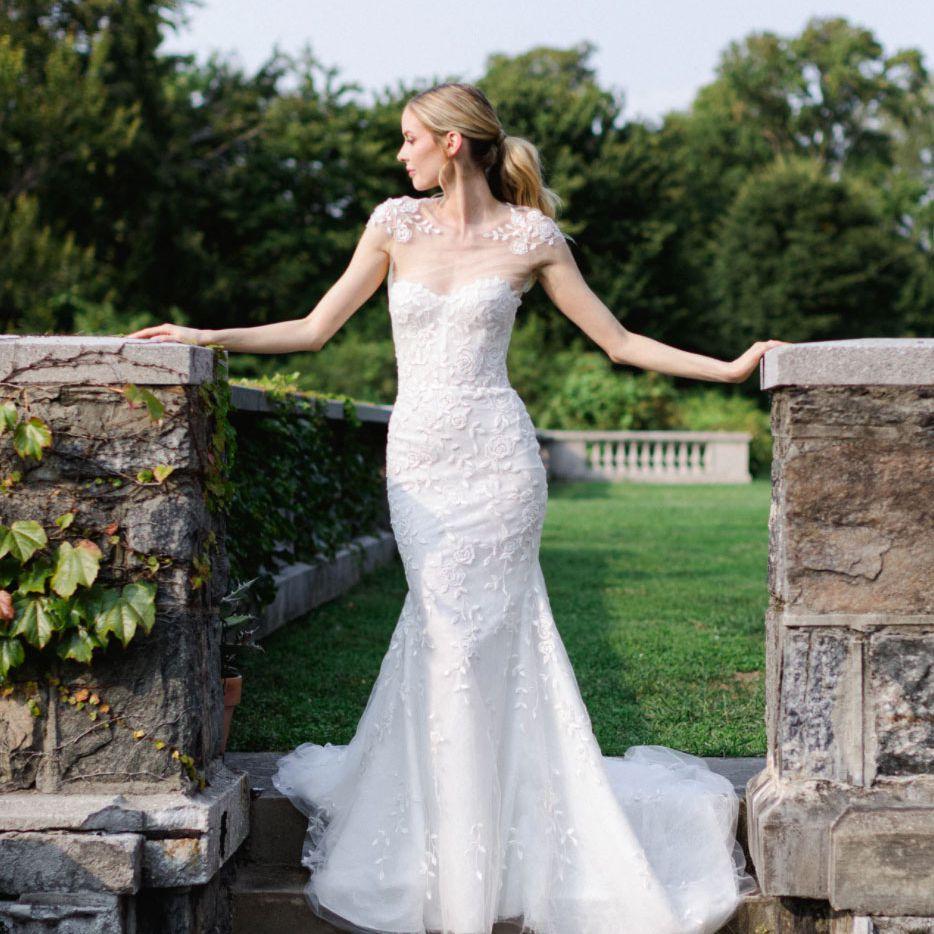 mermaid dress Verdin New York