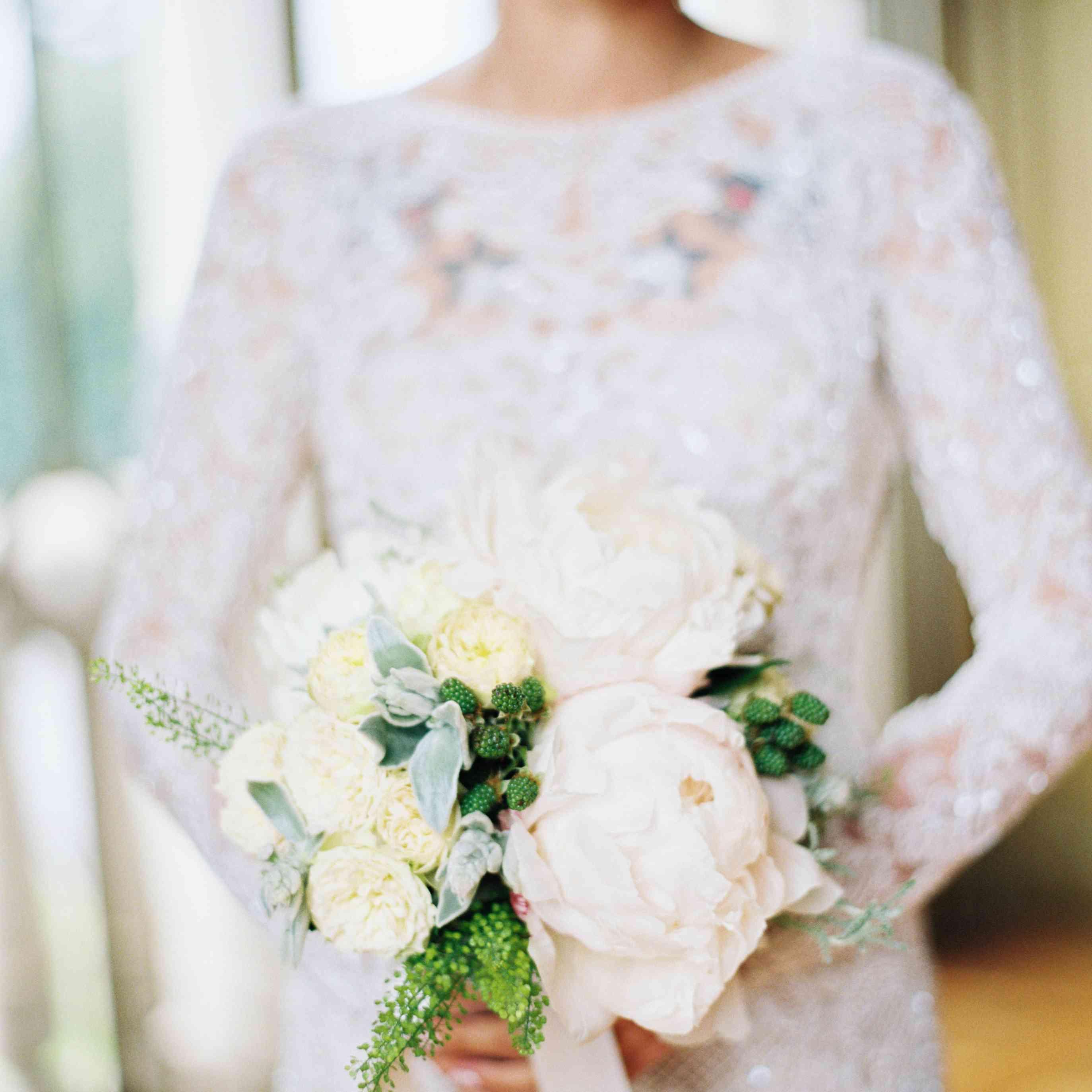 Northern Italian Wedding, Bridal Bouquet