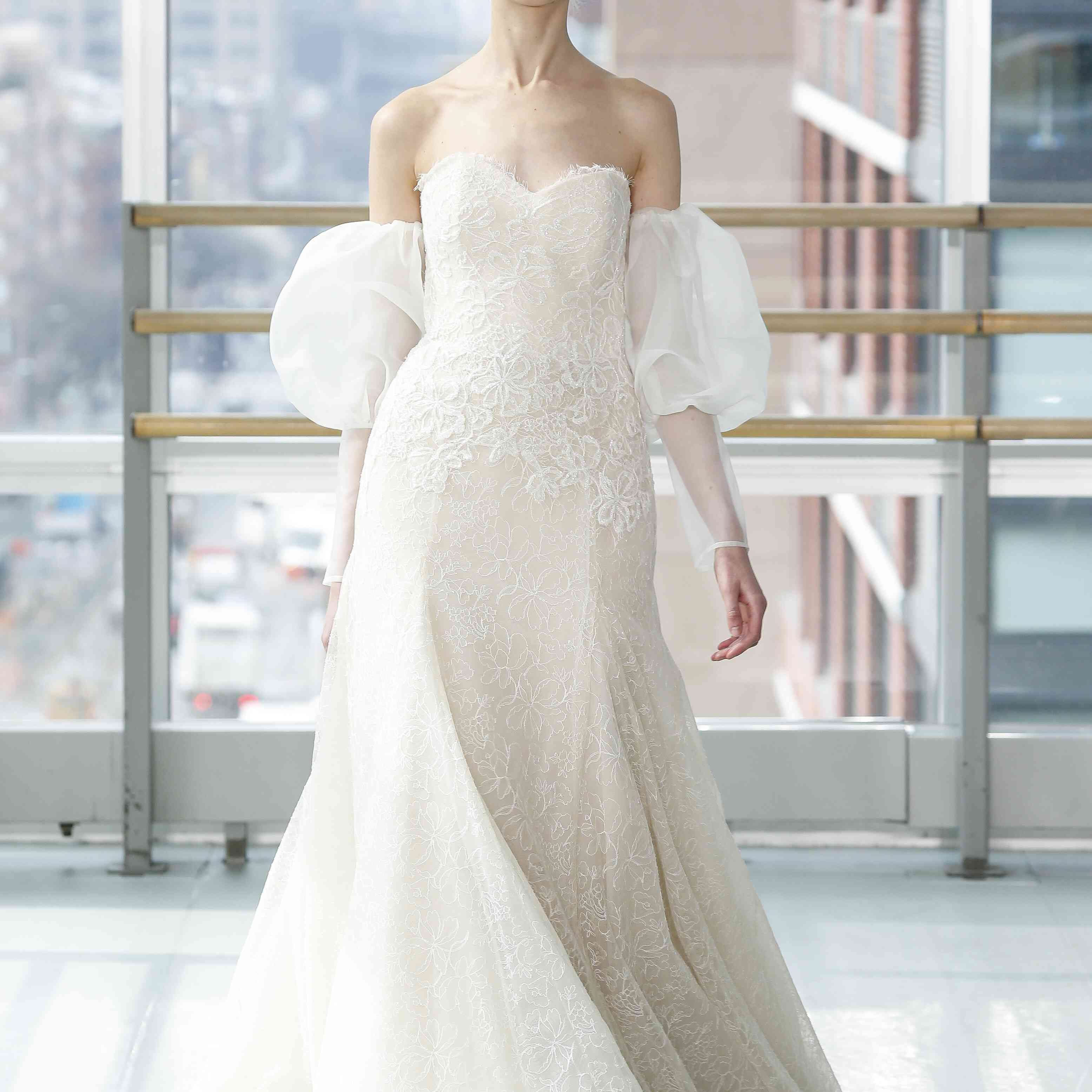 Gallery New Mira Zwillinger Wedding Dresses Spring 2019: Gracy Accad Bridal Spring 2019