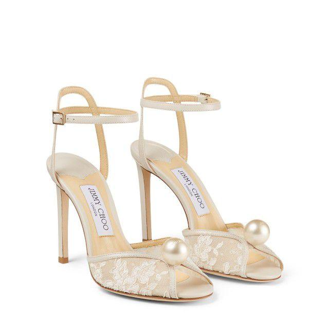 nude lace jimmy shoe shoes