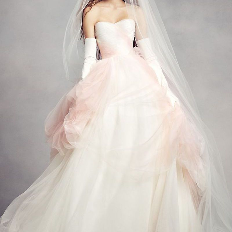 83 Colorful Wedding Dresses That Prove You Don\'t Have to ...