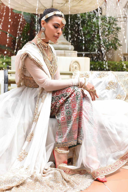 wedding lehenga