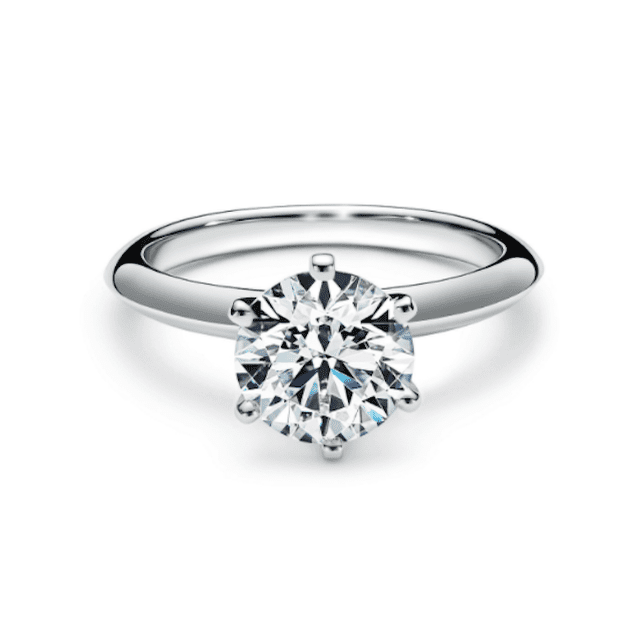 Tiffany & Co. The Tiffany® Setting Engagement Ring