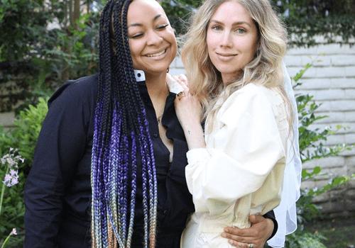Raven Symoné and Miranda Pearman-Maday