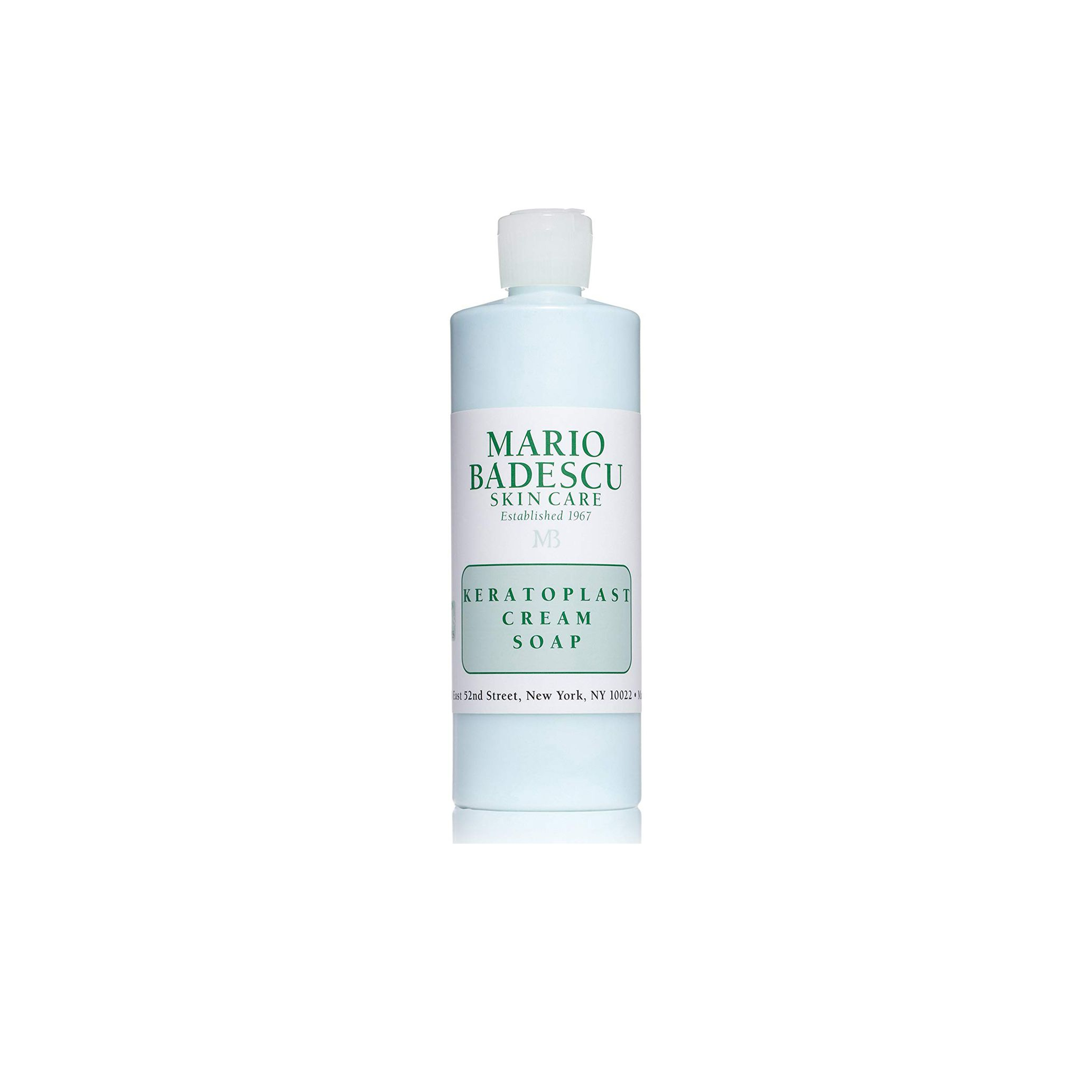 Tube of Mario Badescu Keratoplast Cream Soap