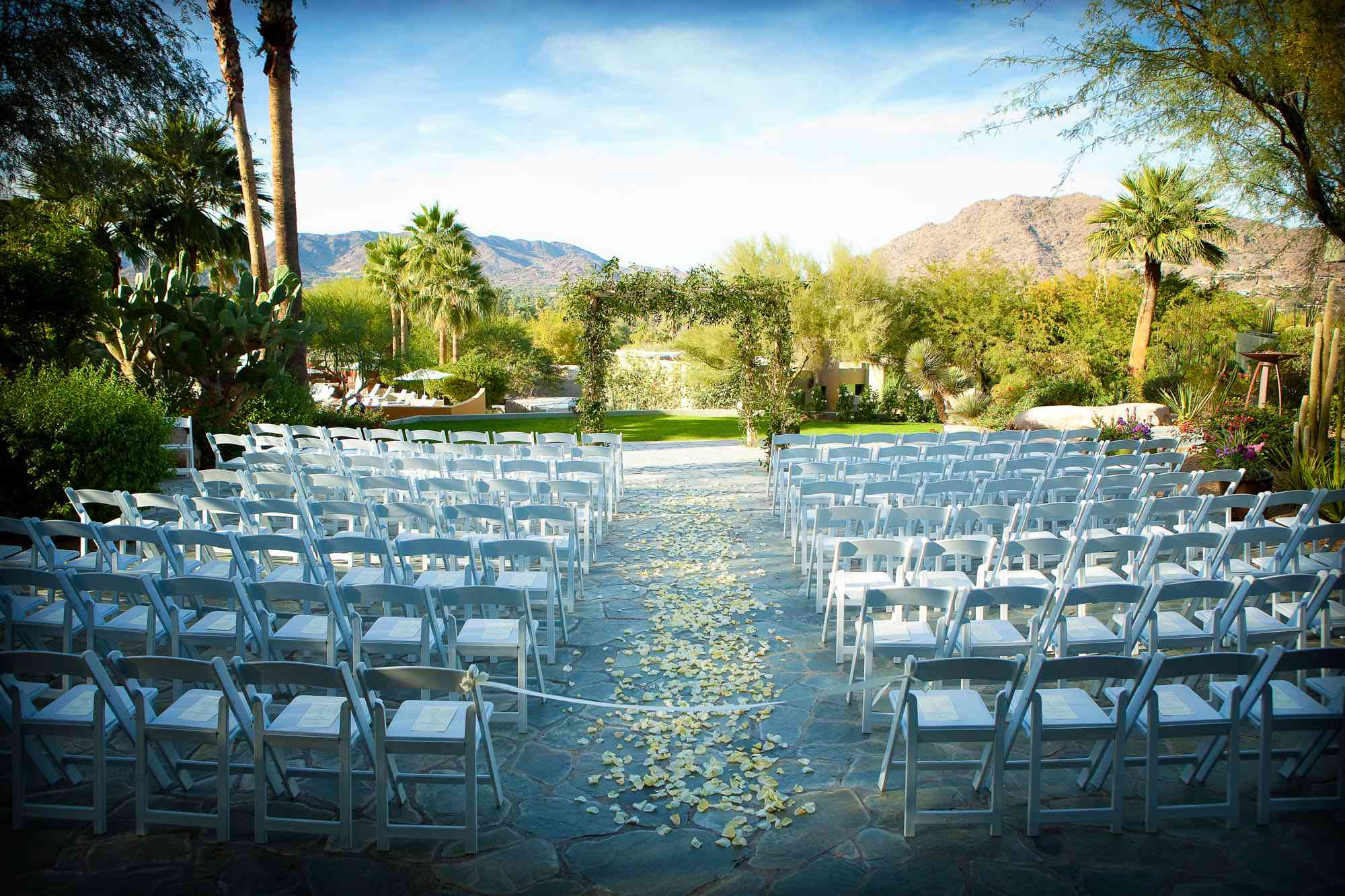 Sanctuary Camelback Mountain Resort and Spa in Scottsdale