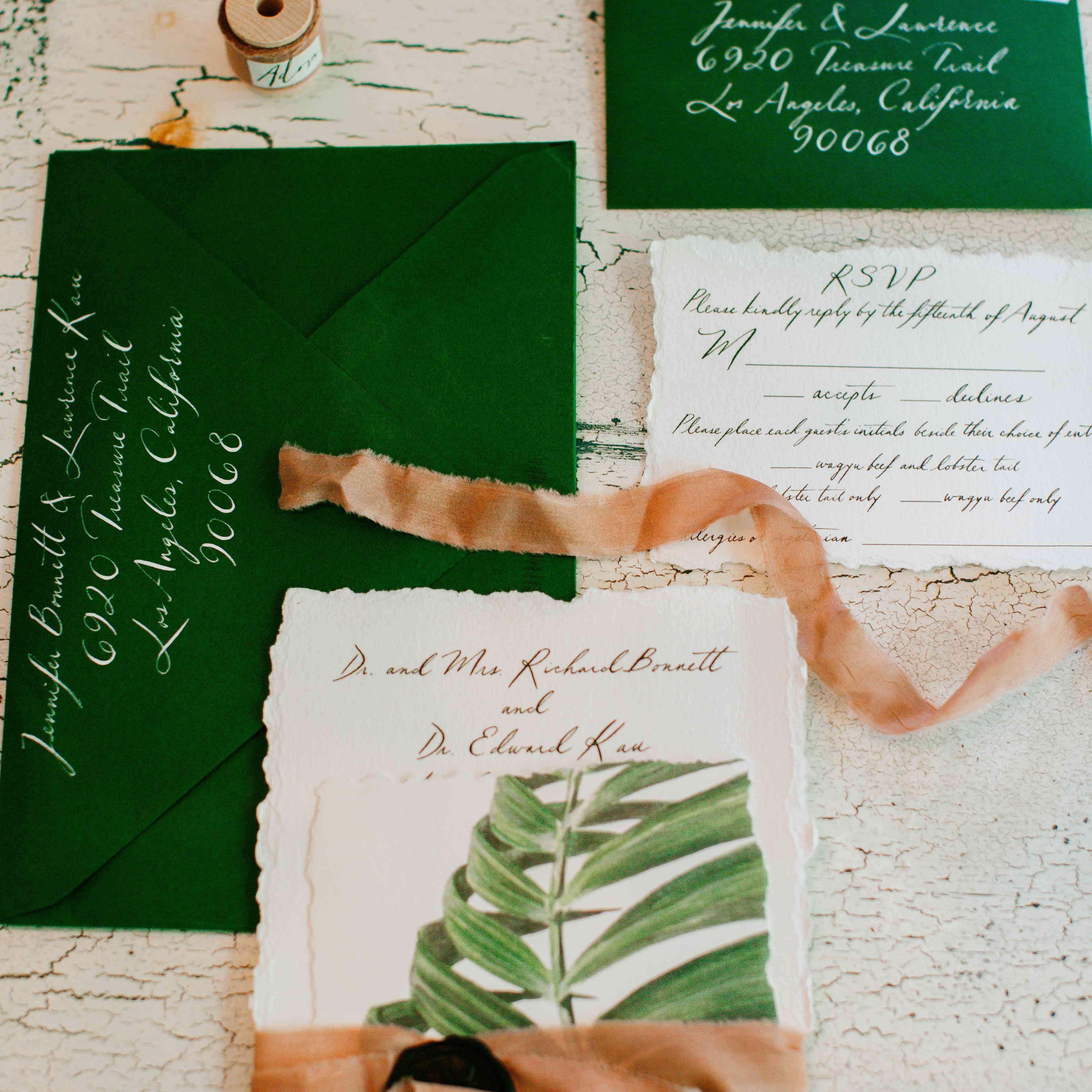 The Top 8 Wedding-Invitation Etiquette Mistakes, According