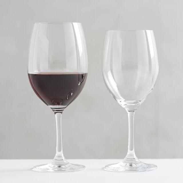 Design Basics Wine Glass Set