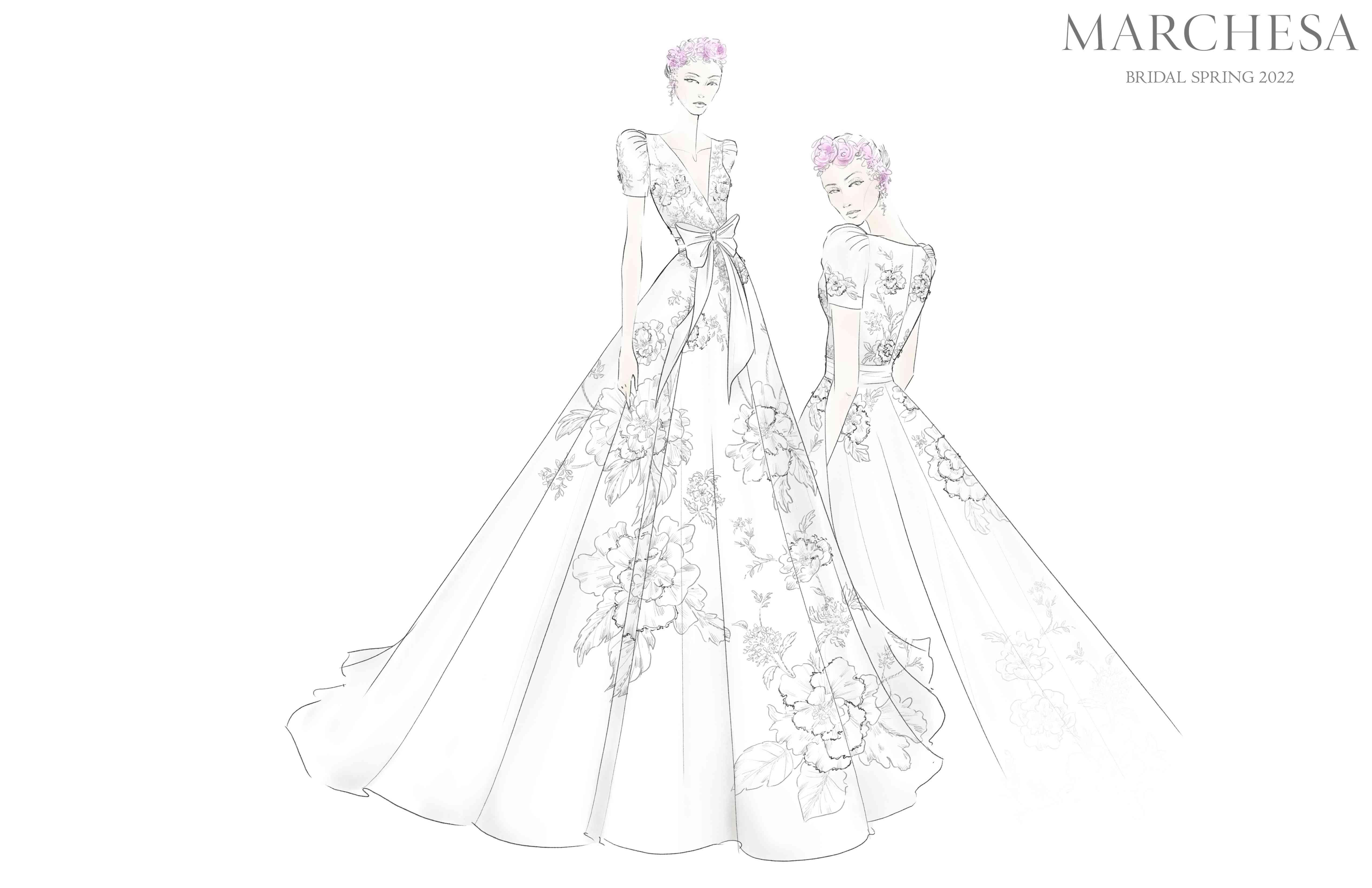 Marchesa Bridal Couture