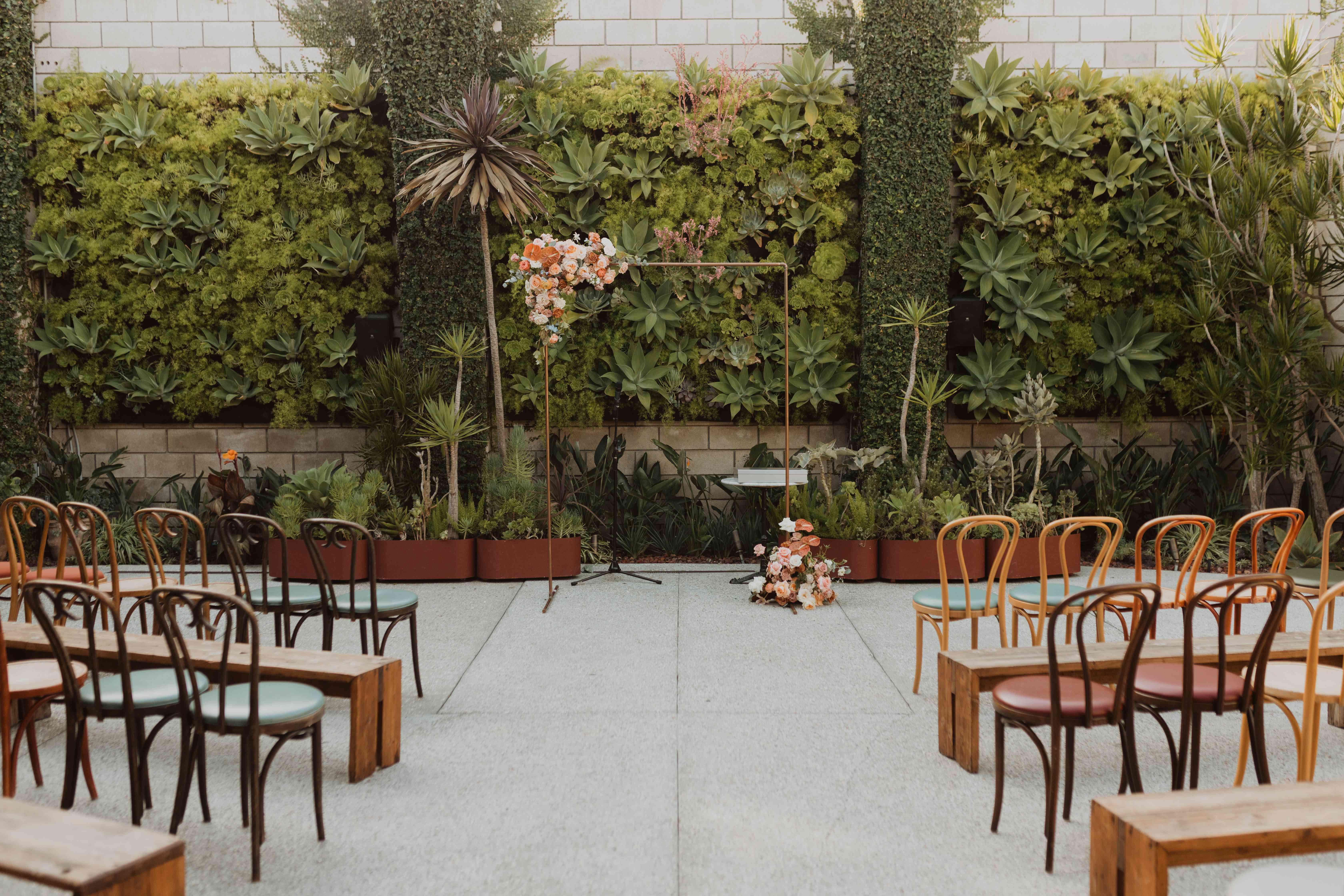 industry wedding venue
