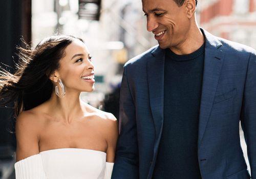 2018 Brides live wedding couple