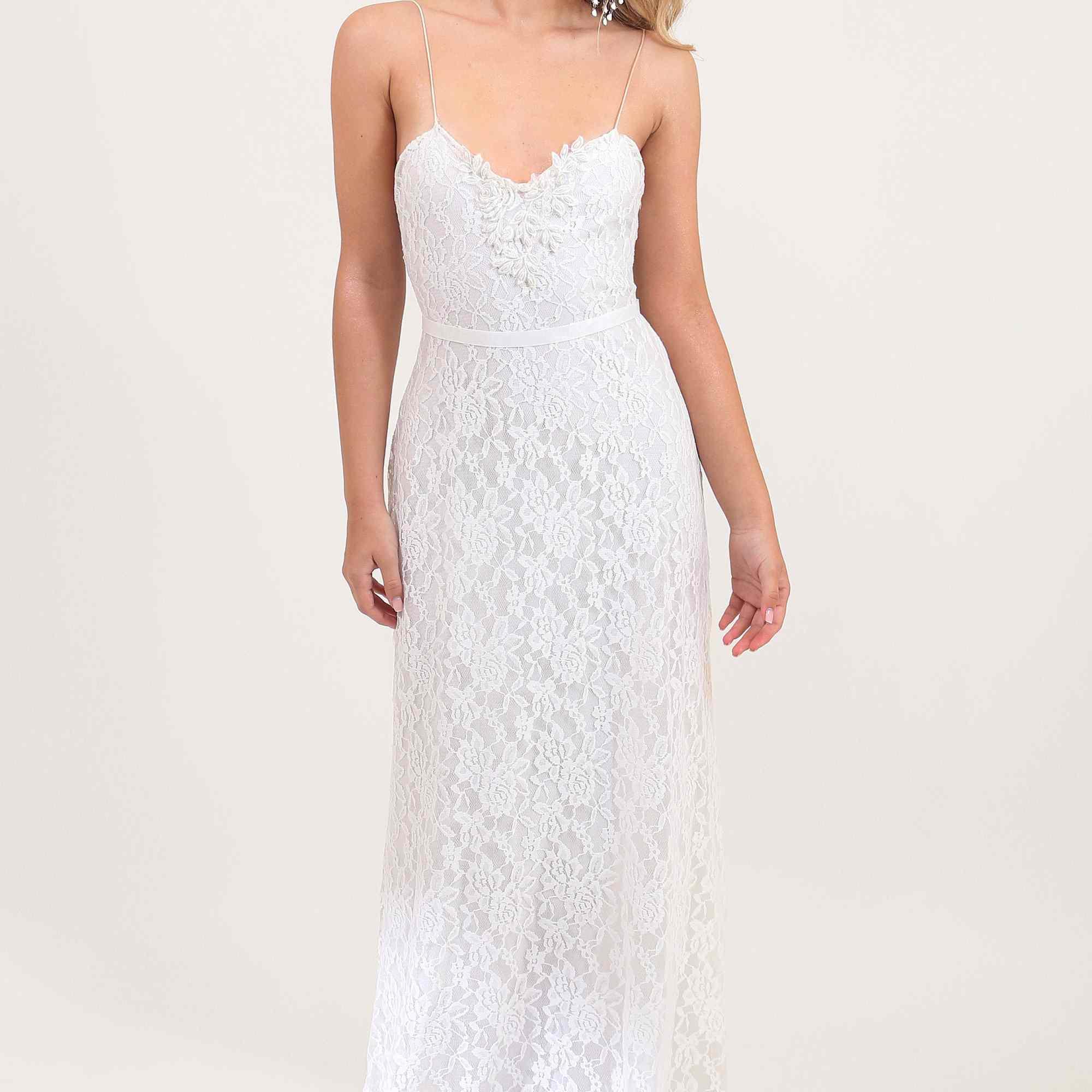 Etsy Wedding Dress.13 Wedding Dresses We Love From Etsy