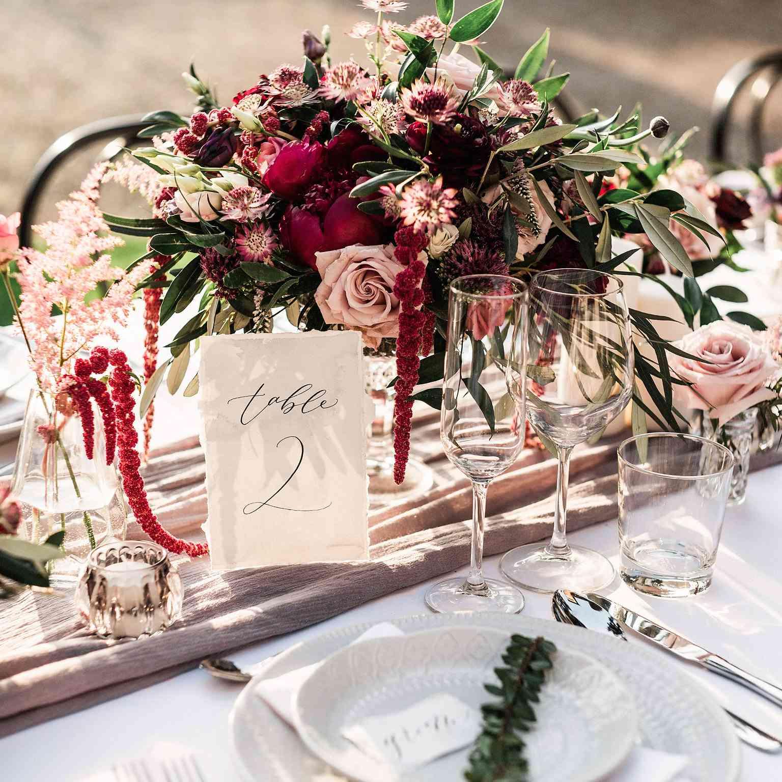 <p>Floral Centerpiece</p>