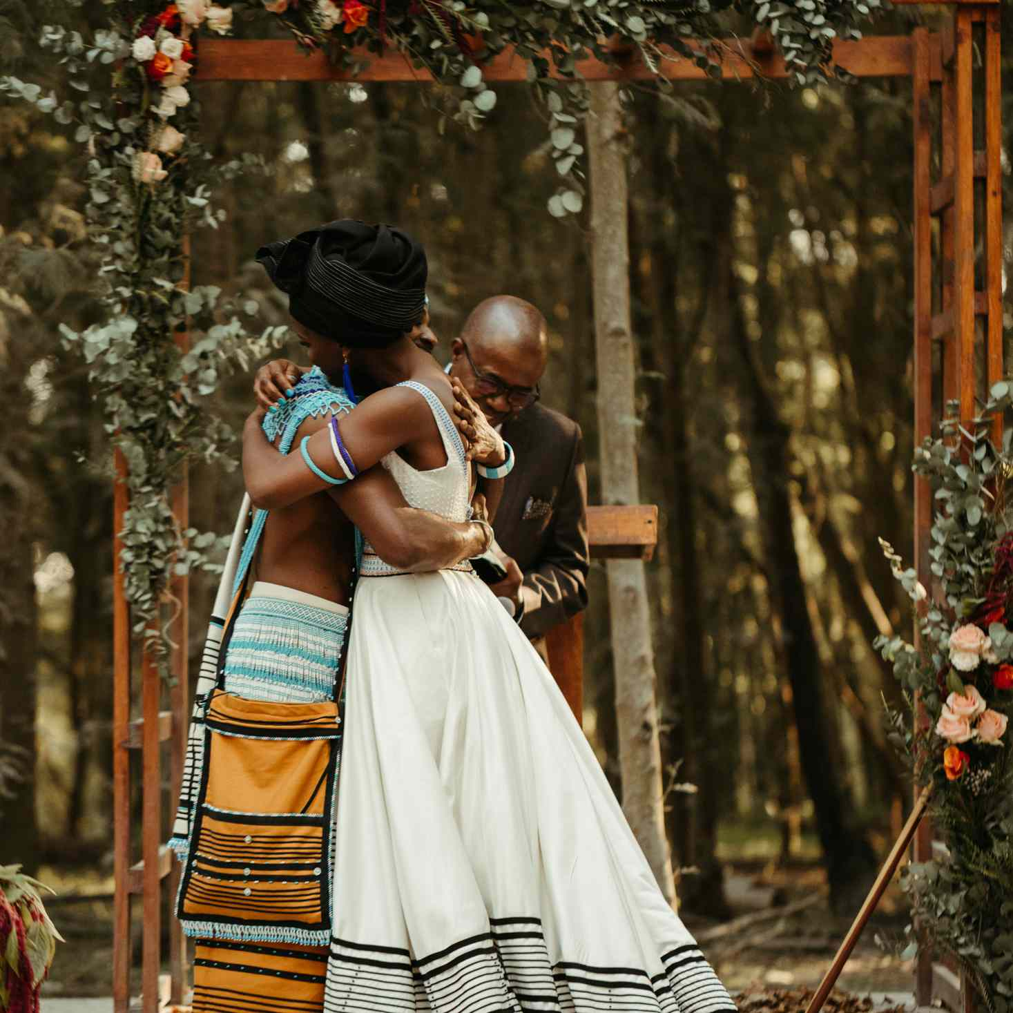 An Authentic Xhosa Wedding Ceremony in South Africa