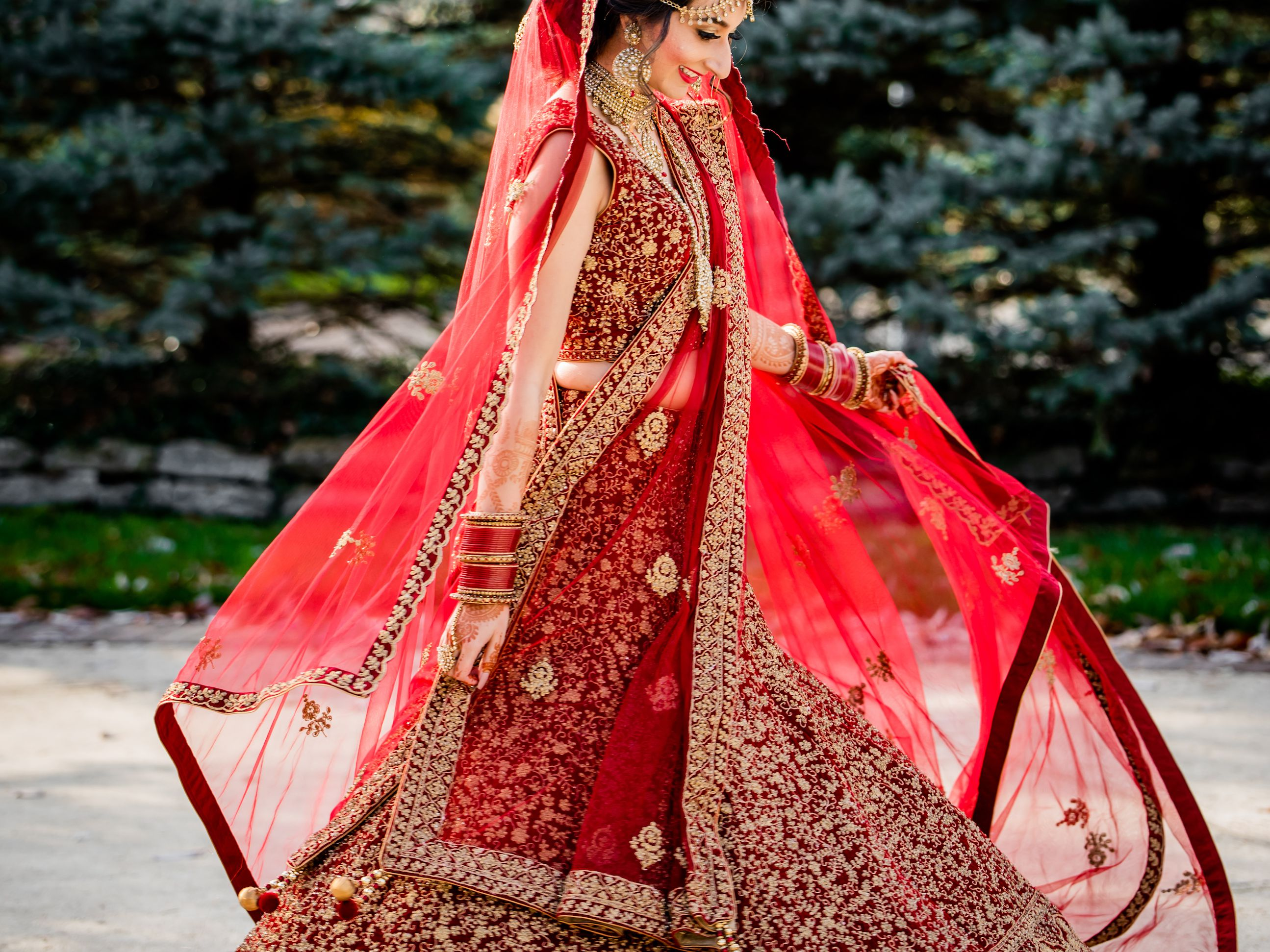 Why Do Indian Brides Wear Red