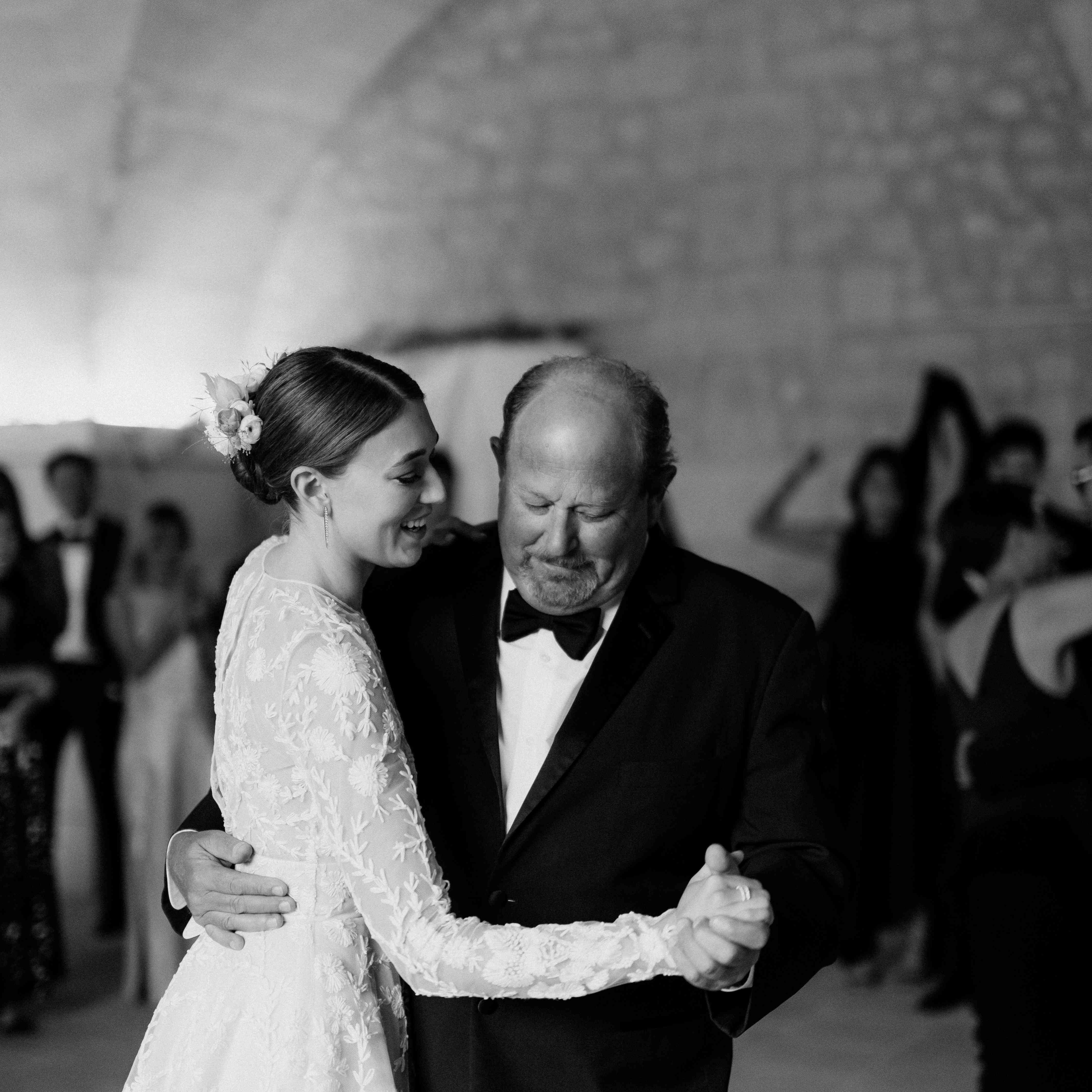 <p>father daughter dance</p><br><br>
