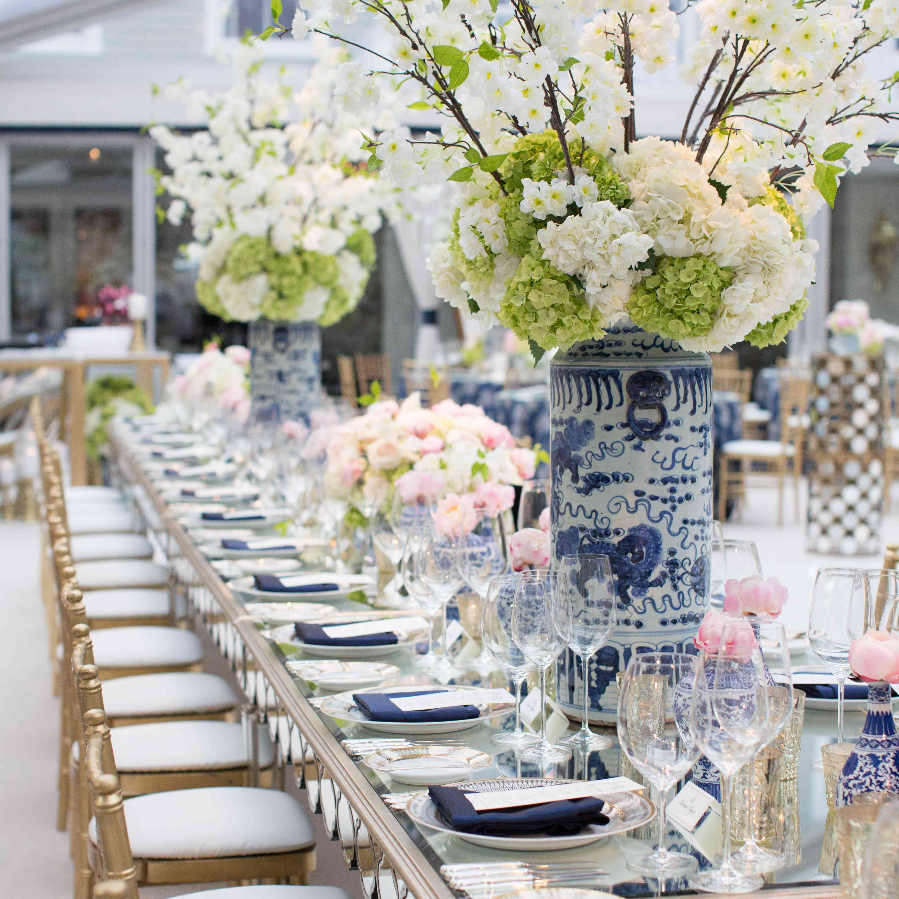 <p>Tall Centerpieces</p><br><br>
