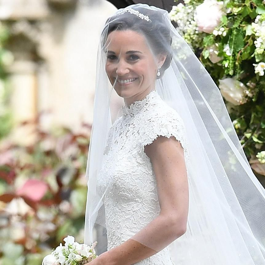 Pippa Middleton's Wedding Dress Details (Including Her