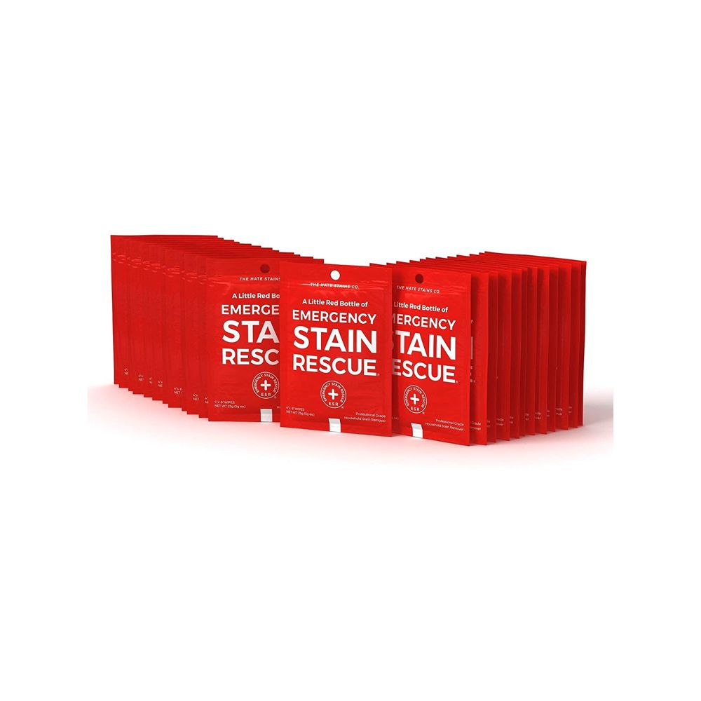 Emergency Stain Rescue stain remover wipes