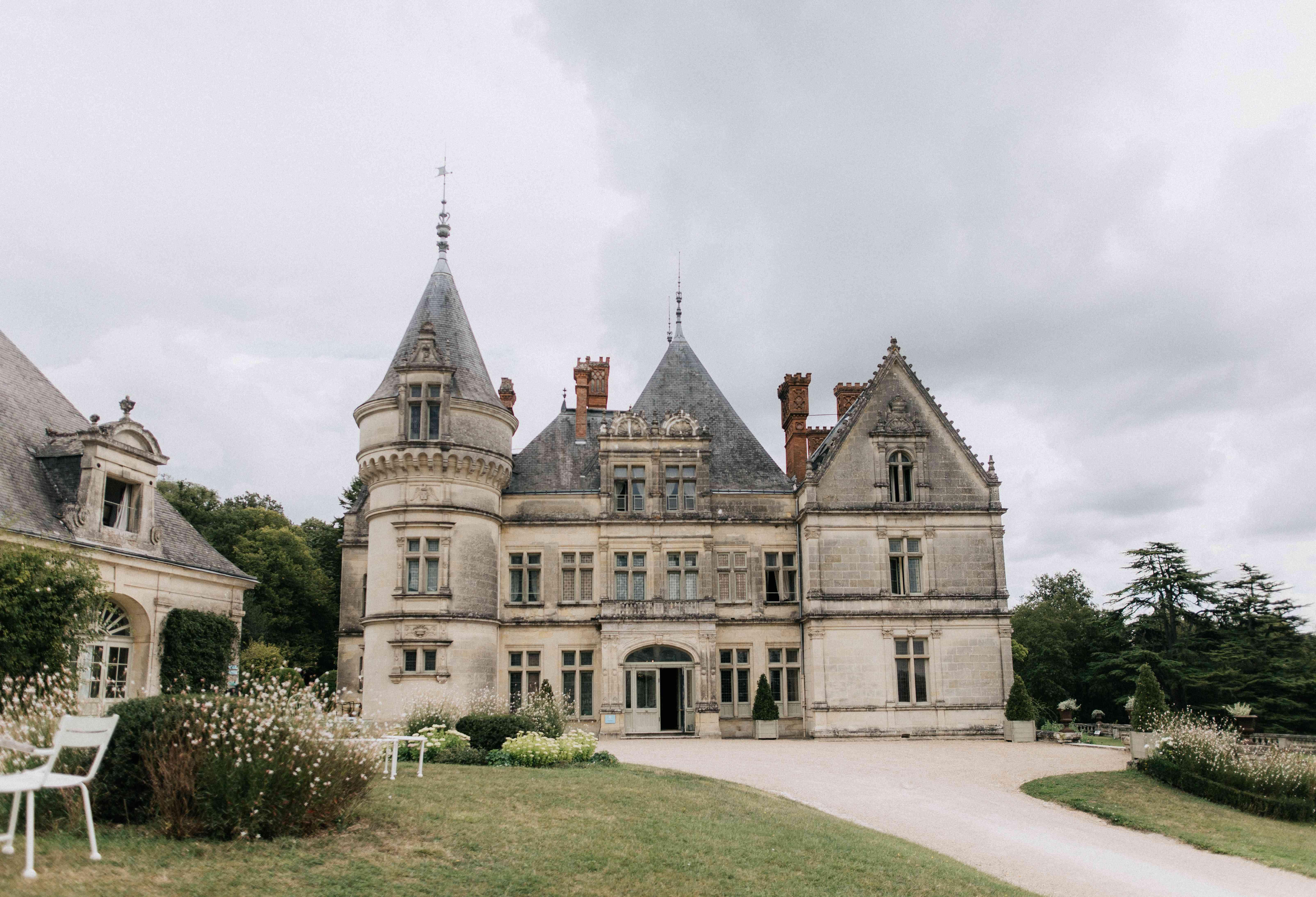 <p>Chateau de la Bourdaisiere</p><br><br>