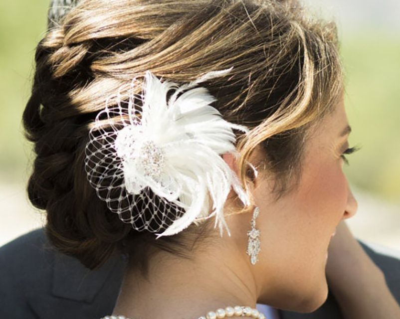 Bespoke Wedding Hair Comb Headpiece with Freshwater Pearl Vine for Brides Boho Chic Hairstyle Garden Party Bridal Updo Debutante Gift OOAK