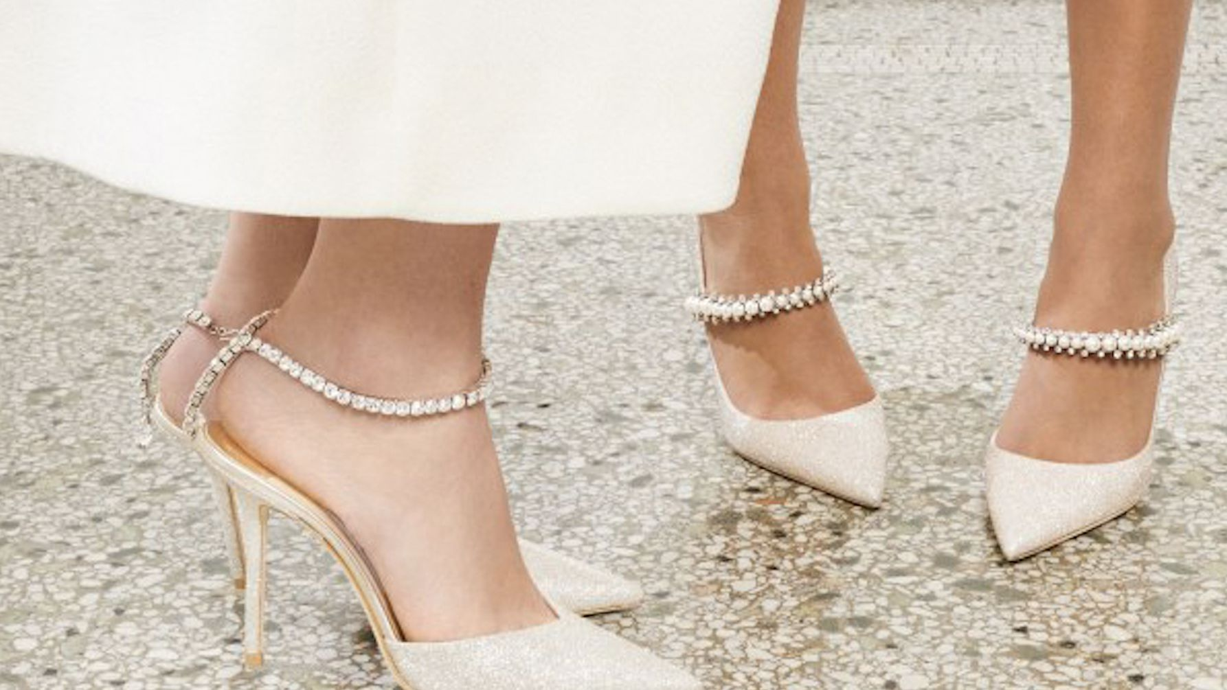 20 Best Sparkly Wedding Shoes of 20