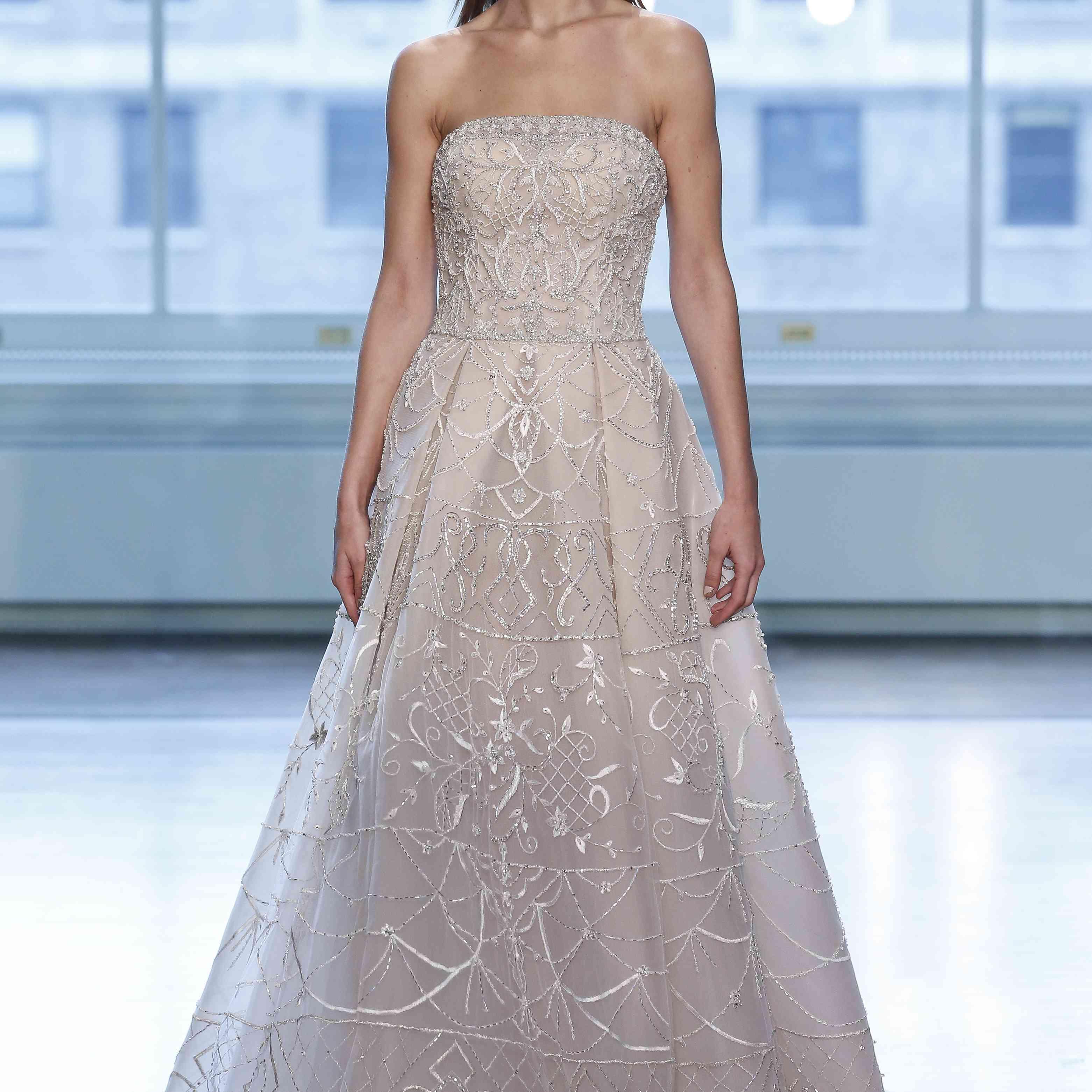 Gallery New Mira Zwillinger Wedding Dresses Spring 2019: Justin Alexander Bridal Spring 2019