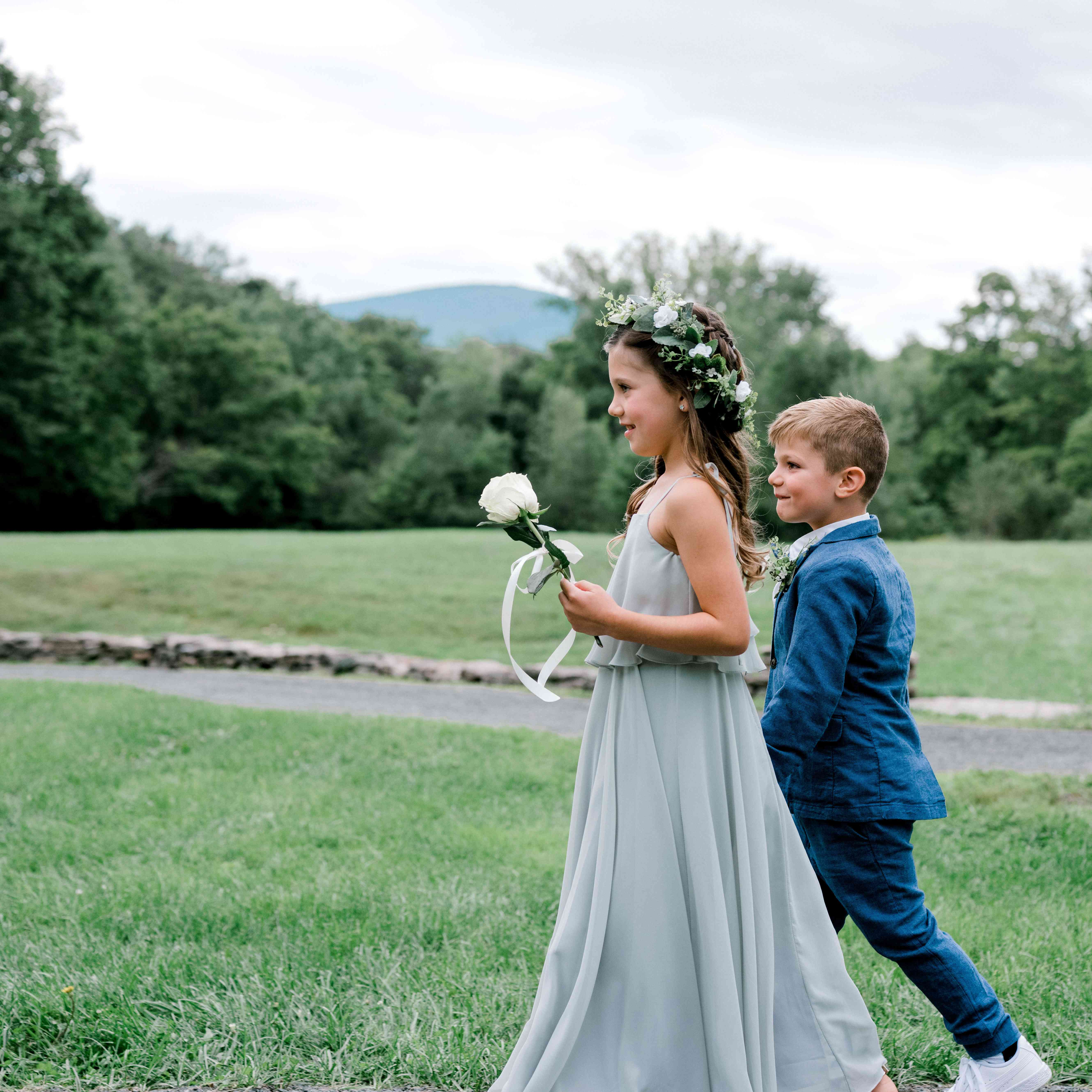 A Forest Glam Wedding In The New York Catskills