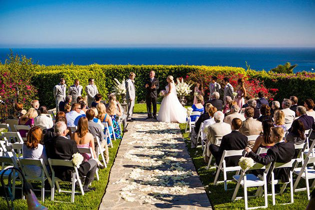 Malibu Wedding Venues.Brides Southern California Malibu S Best Wedding Venues