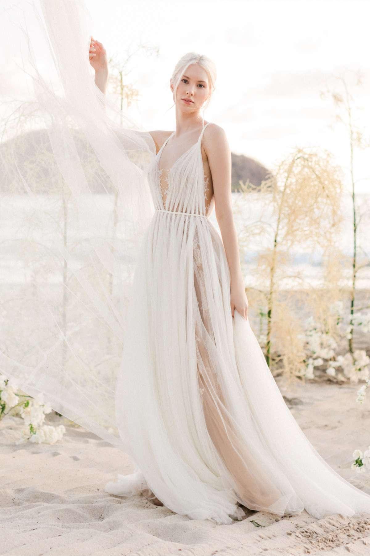 Watters Nevoa Wedding Dress