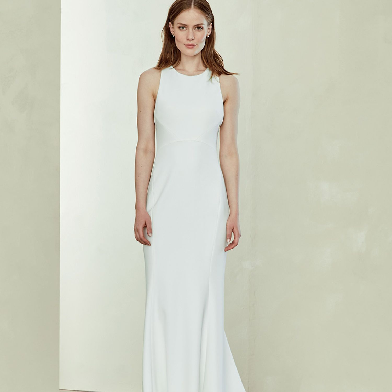54 High Neck Halter Wedding Dresses Good Enough For Meghan Markle