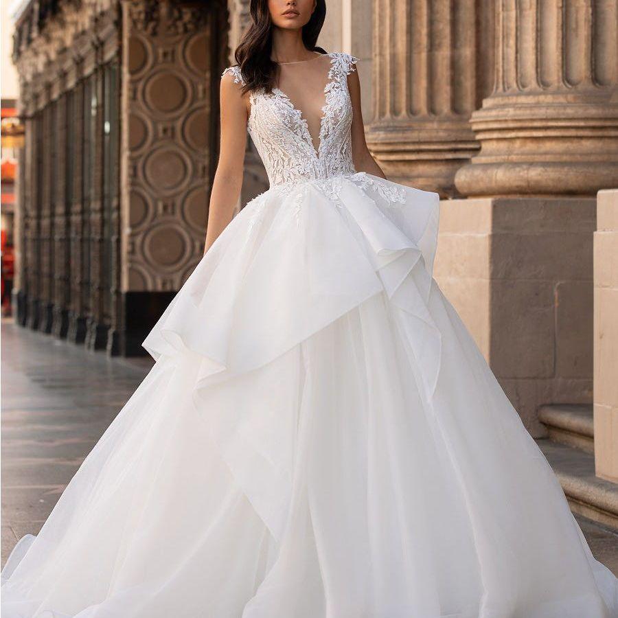 62 Princess Wedding Dresses Fit For A Royal Wedding