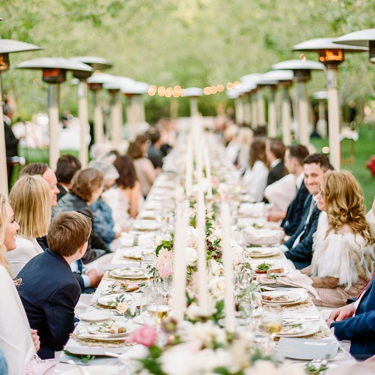 Wedding Reception Meal Styles & Menu Ideas