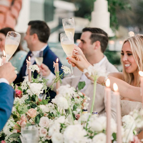 toast and tablescape