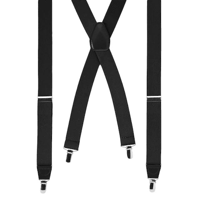 Stretch suspenders