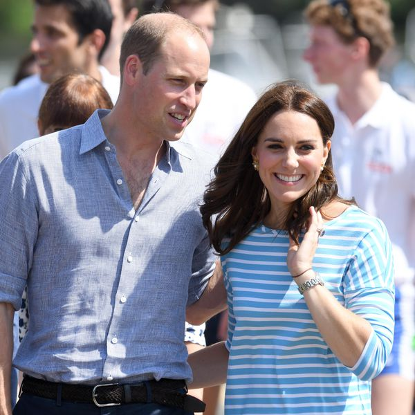 Prince George Predicted His New Cousin's Name—Archie—Before