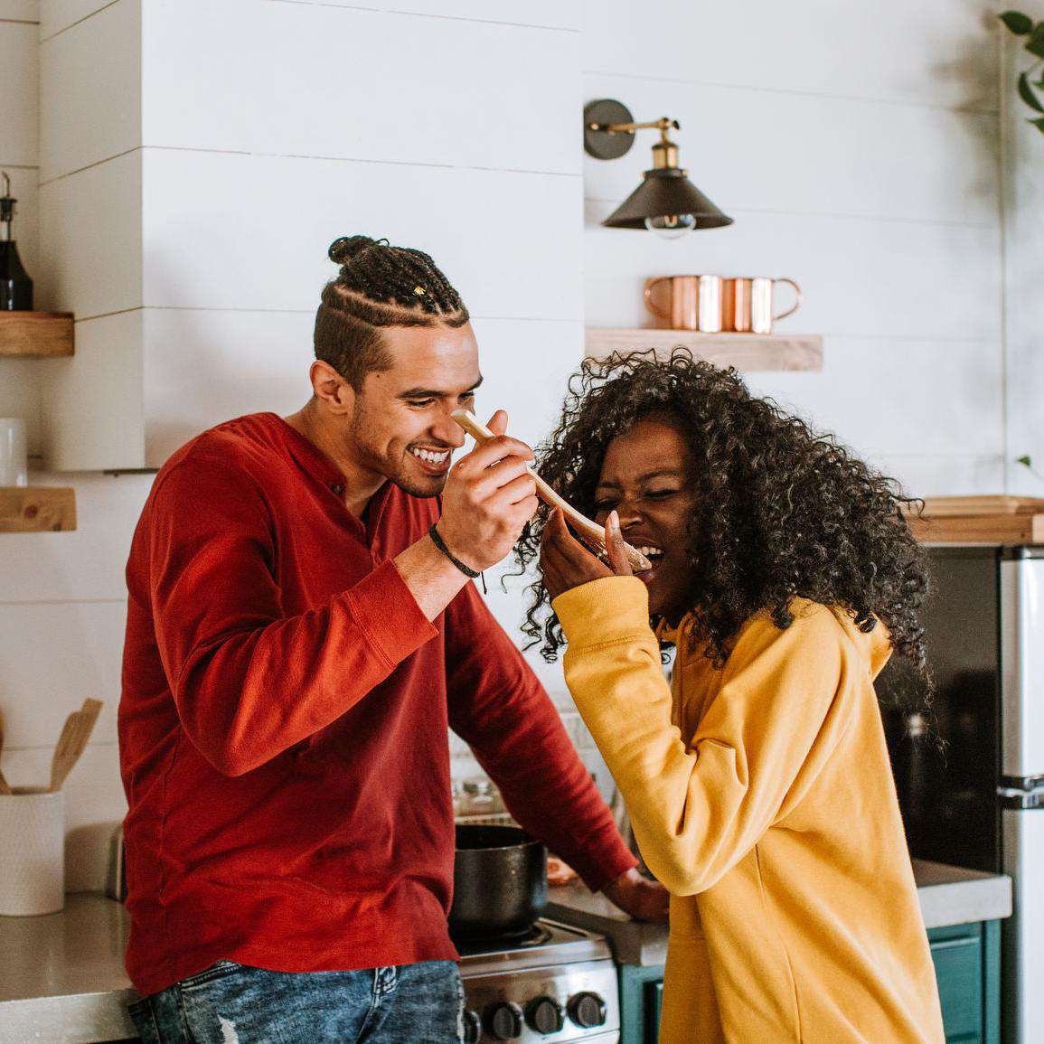 5 Healthy Habits to Develop With Your Partner