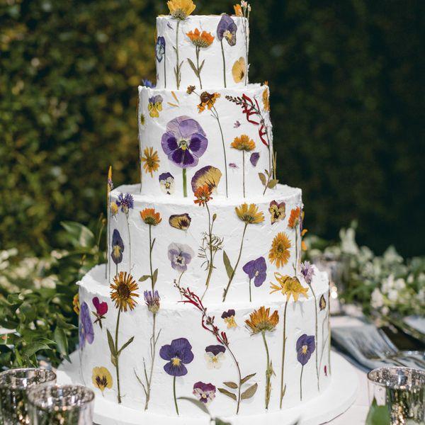 Wedding Cake Ideas Designs Brides