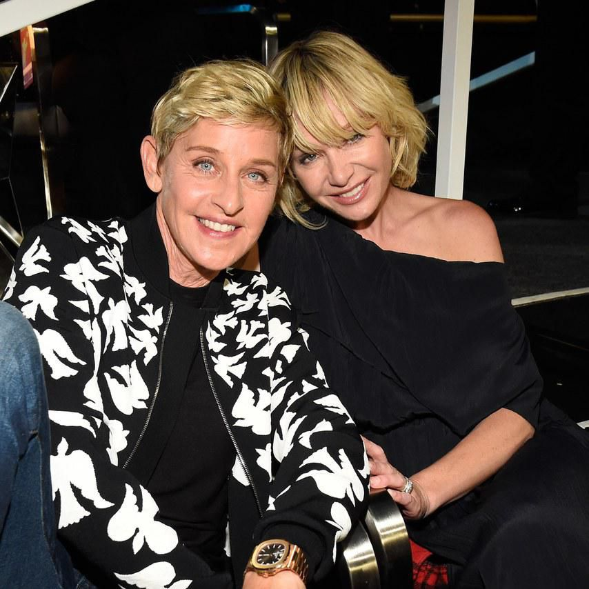 Portia De Rossi Wedding Gown: Ellen DeGeneres Shared The Sweetest Photo For Wife Portia