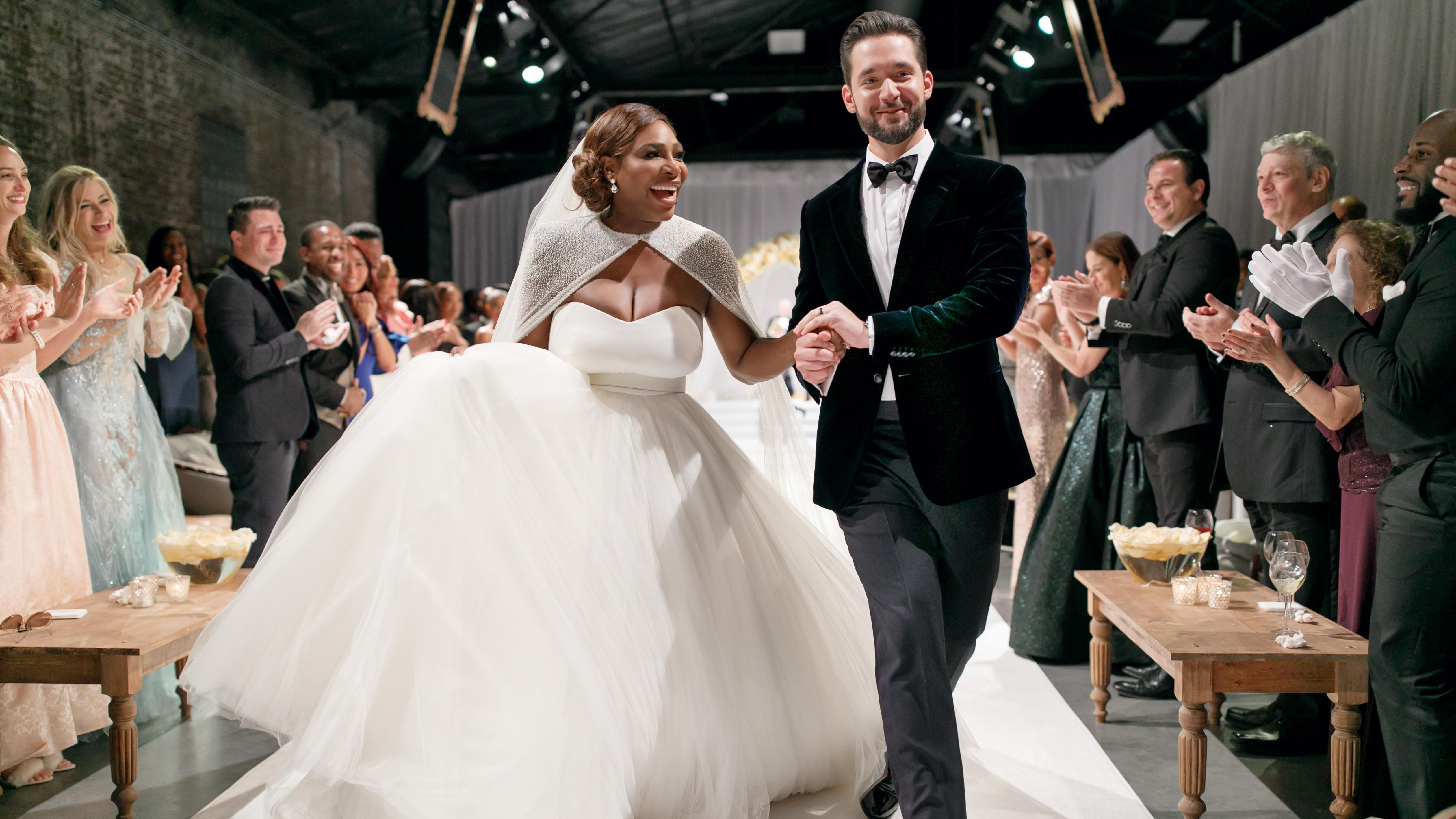 Serena Williams And Alexis Ohanian S Wedding Photo Album Is Here