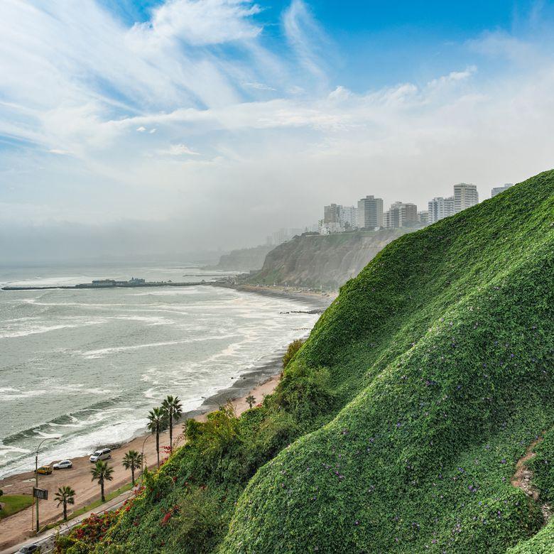 Cliffs of Miraflores