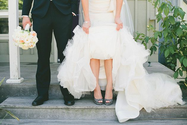 What Not To Wear If You Want To Be Comfy On Your Wedding Day