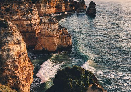 Algarve, Portugal Honeymoon